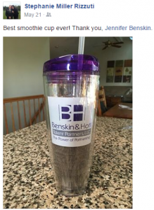 B&H cup
